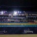 Plavecký stadion v Mexico City