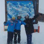 Přívaly sněhu zrušily v Tignes SP alpských lyžařů